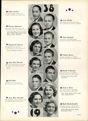 Page 25, 1938 Edition, Middletown High School - Optimist Yearbook (Middletown, OH) online yearbook collection