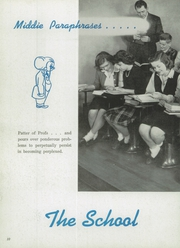 Page 14, 1946 Edition, Middletown High School - Optimist Yearbook (Middletown, OH) online yearbook collection