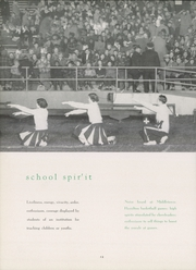 Page 16, 1951 Edition, Middletown High School - Optimist Yearbook (Middletown, OH) online yearbook collection