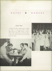 Page 12, 1952 Edition, Middletown High School - Optimist Yearbook (Middletown, OH) online yearbook collection