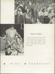 Page 15, 1952 Edition, Middletown High School - Optimist Yearbook (Middletown, OH) online yearbook collection