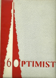 Page 1, 1960 Edition, Middletown High School - Optimist Yearbook (Middletown, OH) online yearbook collection