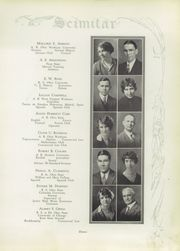 Page 15, 1929 Edition, Lorain High School - Scimitar Yearbook (Lorain, OH) online yearbook collection