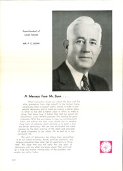 Page 12, 1939 Edition, Lorain High School - Scimitar Yearbook (Lorain, OH) online yearbook collection