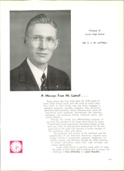 Page 13, 1939 Edition, Lorain High School - Scimitar Yearbook (Lorain, OH) online yearbook collection