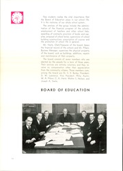 Page 14, 1939 Edition, Lorain High School - Scimitar Yearbook (Lorain, OH) online yearbook collection