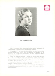 Page 15, 1939 Edition, Lorain High School - Scimitar Yearbook (Lorain, OH) online yearbook collection