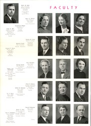 Page 16, 1939 Edition, Lorain High School - Scimitar Yearbook (Lorain, OH) online yearbook collection