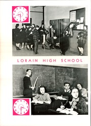 Page 8, 1939 Edition, Lorain High School - Scimitar Yearbook (Lorain, OH) online yearbook collection