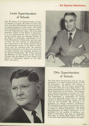 Page 15, 1952 Edition, Lorain High School - Scimitar Yearbook (Lorain, OH) online yearbook collection