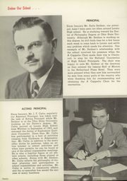 Page 16, 1952 Edition, Lorain High School - Scimitar Yearbook (Lorain, OH) online yearbook collection