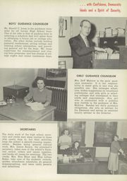 Page 17, 1952 Edition, Lorain High School - Scimitar Yearbook (Lorain, OH) online yearbook collection
