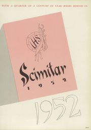 Page 7, 1952 Edition, Lorain High School - Scimitar Yearbook (Lorain, OH) online yearbook collection