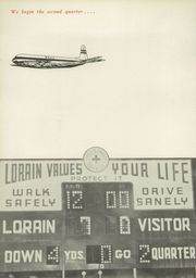 Page 8, 1952 Edition, Lorain High School - Scimitar Yearbook (Lorain, OH) online yearbook collection
