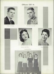 Page 12, 1957 Edition, Lorain High School - Scimitar Yearbook (Lorain, OH) online yearbook collection