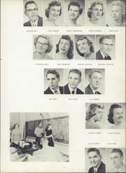 Page 15, 1957 Edition, Lorain High School - Scimitar Yearbook (Lorain, OH) online yearbook collection