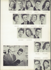 Page 17, 1957 Edition, Lorain High School - Scimitar Yearbook (Lorain, OH) online yearbook collection