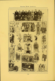 South High School - Lens Yearbook (Columbus, OH) online yearbook collection, 1926 Edition, Page 116