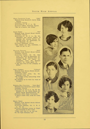 Page 15, 1926 Edition, South High School - Lens Yearbook (Columbus, OH) online yearbook collection