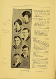 South High School - Lens Yearbook (Columbus, OH) online yearbook collection, 1926 Edition, Page 26