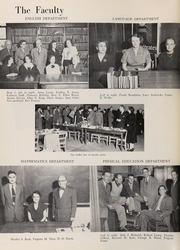 Page 10, 1953 Edition, South High School - Lens Yearbook (Columbus, OH) online yearbook collection