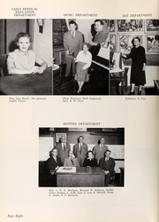 Page 12, 1953 Edition, South High School - Lens Yearbook (Columbus, OH) online yearbook collection