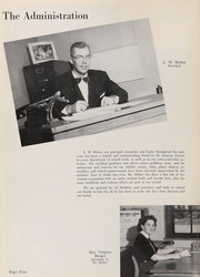 Page 8, 1953 Edition, South High School - Lens Yearbook (Columbus, OH) online yearbook collection