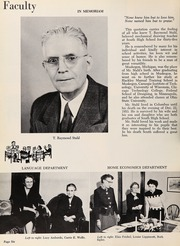 Page 10, 1954 Edition, South High School - Lens Yearbook (Columbus, OH) online yearbook collection