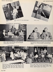 Page 12, 1954 Edition, South High School - Lens Yearbook (Columbus, OH) online yearbook collection