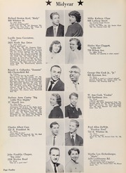 Page 16, 1954 Edition, South High School - Lens Yearbook (Columbus, OH) online yearbook collection