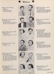 Page 17, 1954 Edition, South High School - Lens Yearbook (Columbus, OH) online yearbook collection