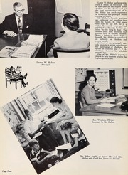 Page 8, 1954 Edition, South High School - Lens Yearbook (Columbus, OH) online yearbook collection