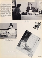 Page 9, 1954 Edition, South High School - Lens Yearbook (Columbus, OH) online yearbook collection