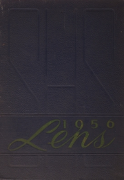 South High School - Lens Yearbook (Columbus, OH) online yearbook collection, 1956 Edition, Page 1