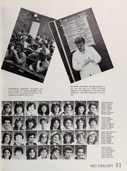 Page 55, 1984 Edition, Bedford High School - Epic Yearbook (Bedford, OH) online yearbook collection