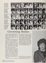 Page 56, 1984 Edition, Bedford High School - Epic Yearbook (Bedford, OH) online yearbook collection