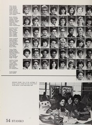 Page 58, 1984 Edition, Bedford High School - Epic Yearbook (Bedford, OH) online yearbook collection