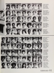 Page 65, 1984 Edition, Bedford High School - Epic Yearbook (Bedford, OH) online yearbook collection