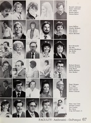Page 71, 1984 Edition, Bedford High School - Epic Yearbook (Bedford, OH) online yearbook collection