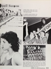 Page 97, 1984 Edition, Bedford High School - Epic Yearbook (Bedford, OH) online yearbook collection