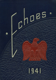 Page 1, 1941 Edition, Warren G Harding High School - Echoes Yearbook (Warren, OH) online yearbook collection