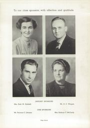 Page 11, 1941 Edition, Warren G Harding High School - Echoes Yearbook (Warren, OH) online yearbook collection