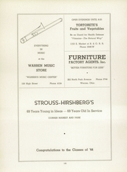 Page 136, 1944 Edition, Warren G Harding High School - Echoes Yearbook (Warren, OH) online yearbook collection