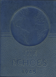 Warren G Harding High School - Echoes Yearbook (Warren, OH) online yearbook collection, 1945 Edition, Page 1
