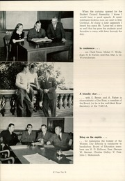 Page 14, 1947 Edition, Warren G Harding High School - Echoes Yearbook (Warren, OH) online yearbook collection