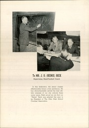Page 6, 1947 Edition, Warren G Harding High School - Echoes Yearbook (Warren, OH) online yearbook collection