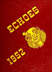Page 1, 1952 Edition, Warren G Harding High School - Echoes Yearbook (Warren, OH) online yearbook collection