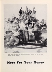Page 13, 1952 Edition, Warren G Harding High School - Echoes Yearbook (Warren, OH) online yearbook collection