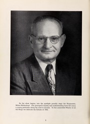 Page 6, 1952 Edition, Warren G Harding High School - Echoes Yearbook (Warren, OH) online yearbook collection