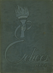 Page 1, 1954 Edition, Warren G Harding High School - Echoes Yearbook (Warren, OH) online yearbook collection